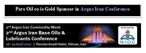 Argus Iran Base Oil