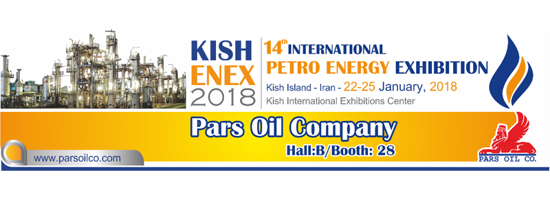 KISH ENEX -  International Petro Energy Exhibition 2018